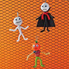 25 Easy Halloween Kids Crafts
