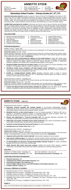 teacher resume template for ms word educator resume writing guide texts teaching and for m