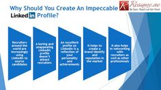 Resume.ae: Some Tips on Linkedin Profile....follow us at http...
