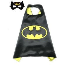 #Christmas Review Superhero or Princess Kids CAPE & MASK SET Childrens Halloween Costume (Black & Yellow (Batman)) for Christmas Gifts Idea Shoppers . Whenever Christmas  will come, a number of things to do receive routinary due to the fact we now have completed all of them so many instances in the past they have got come to be a traditions. In case...