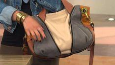 NEW Or Yany Lian Tri-Color Pebbled Leather Color Block Bag Satchel  #orYANY #SatchelShoulderBag