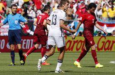 Müller 'borra' a Cristiano y retrata a Pepe