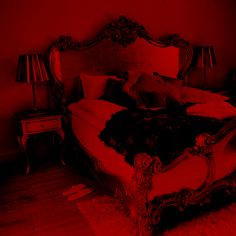 red is my favorite color Red Aesthetic Grunge, Aesthetic Colors, Aesthetic Objects, Daddy Aesthetic, Aesthetic Dark, Aesthetic Bedroom, I See Red, Rainbow Aesthetic, Red Rooms