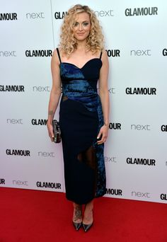 Pin for Later: Hollywood Se Mélange aux Stars Britanniques Lors des Glamour Women of the Year Awards Fearne Cotton