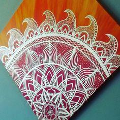 This item is unavailable Art Chakra, Chakra Painting, Dot Painting, Painting & Drawing, Mandalas Painting, Mandalas Drawing, Mandala Doodle, Mandala Art, Mandala Chakras
