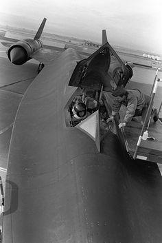 SR 72 Black Bird Spy plane
