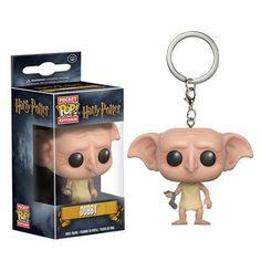 Harry Potter Pocket Pop! Keychain Dobby