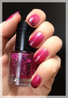 Gradient Nails tutoriel pink