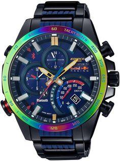 CASIO Men's Watches EDIFICE Infiniti Red Bull Racing Limited Edition BLUETOOTH SMART Corresponding EQB-500RBB-2AJR