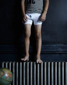 GOAT-MILK kidware   100% organic cotton basics   boy's boxer underwear