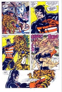 Byrne Robotics: JBF Reading Club: West Coast Avengers #46