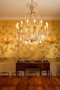 de Gournay: Our Collections - Wallpapers Collection - Chinoiserie Collection  