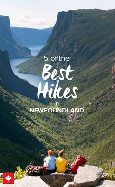 Hike in the pristine nature of Newfoundland & Labrador in Canada. Gros Morne and Terra Nova National Parks, East Coast Trail and Labrador Pioneer Footpath. Voyage Usa, Voyage Canada, Canada Canada, Canada Trip, Nova Scotia, Cool Places To Visit, Places To Go, East Coast Canada, Gros Morne