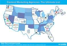 content marketing agencies across the us, click through to site to view list and contact detail