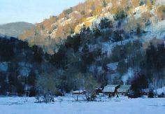 Mark Boedges - Nestled in the Valley