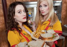 2 Broke Girls.  Best show ever!! ♥