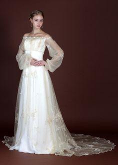 ジュリエット | ウエディングドレスの格安オーダー販売 | ☆天使の工房アトリエアンatelier ange