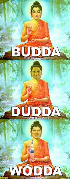 Budda and his crew. Twitter Quotes Funny, Funny Memes Images, Polish Memes, Dark Jokes, Weekend Humor, Really Funny Pictures, Avakin Life, Wtf Moments, Christian Memes