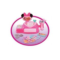 Minnie Mouse Kitchen Bowtique Girls Playset For Toddlers Pretend ...