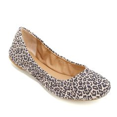Lucky Brand Emmie Fabric or Leather Flat -
