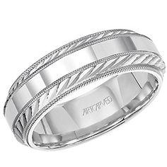 Ellington ArtCarved Wedding Ring