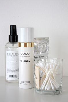 homevialaura | Scented candle #joik #chanel #balmain #cosmetics