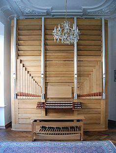 Orgelbau Klais Bonn: Bonn, Residence Organ