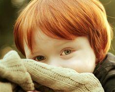 Ginger boy.