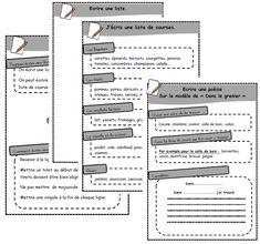 application plan de redaction texte