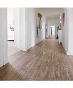 Fließende Verlegung? Fließender als #Vinylboden geht nicht. Und stilvoller wird's auch kaum. Dieses Western Pine-#Vinyl von HARO ist Wohnfeeling pur. Willkommen zuhause! Für günstige 45,90€/m² bist du dabei!