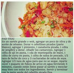 Pasta, Wok, Curry, Chicken, Meat, Ethnic Recipes, Dessert Food, Cooking Recipes, Cook