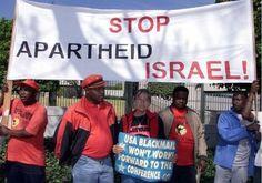 """Sudáfrica - Judíos sudafricanos """"preocupados"""" por la prohibición israelí de un ministro del Gobierno."""