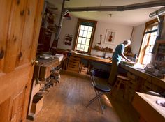 By BILL HENRY The Sun Times The little shop where luthiers Sybille Rupert and Greg Walke work glows in bright afternoon sunshine. It's been a summer of intense heat and high humidity — …