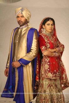 Kumkum Bhagya - The Biggest Fiction Launch of 2014 Cute Celebrities, Bollywood Celebrities, Indian Dresses, Indian Outfits, Surya Actor, Sriti Jha, Cute Couples Photos, Indian Wedding Fashion, Indian Bride And Groom