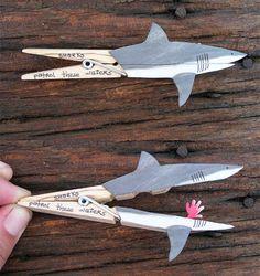 Moveable Shark