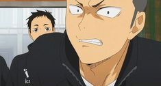 mom and dad got to control Tanaka hahs - haikyuu