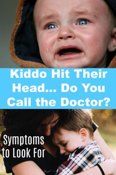 Bumps and bruises are all a part of growing up as a kid. But nothing is more traumatizing as a parent than seeing your little one hit their head super hard. You immediately worry about concussions, brain bleeds, cognitive impairment, and so on. Do you need to take them to the doctor? What are you suppose to do?!?! Learn about symptoms to look for if your kiddo hits their head. #bumpsandbruises #bumps #bruises #babyfell #tumbles #worriedmom #parenting #parentingtips #parentingadvice #momvsthworld