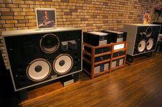 JBL 4350 Monitors