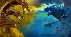 Godzilla: King of the Monsters hits theaters May 31 and here is what I'm looking forward to the most. Stick around for the last thirty seconds of the video f. Godzilla Vs King Ghidorah, The Wb, Shadow Dragon, Skull Island, Dinosaur Art, Anime Japan, King Kong, How Train Your Dragon, Monster