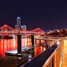 Love you Brisbane #thisisqueensland by @suewhit