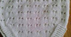 Hola amigas, hoy os voy a enseñar a hacer estas braguitas sencillas para las que no domináis mucho el tema. A veces en lo sencillo tenem... Baby Knitting Patterns, Free Pattern, Fashion, Baby Things, How To Knit, Baby Boy Sweater, Knit Jumpers, Moda, Fashion Styles