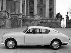 Lancia Aurelia B20 coupè