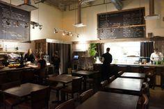 Park Restaurant / Montreal / Aug 2014