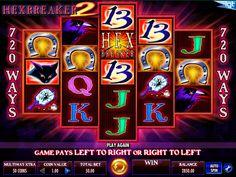 Hexbreaker 2 - http://www.777free-slots.com/free-online-slot-hexbreaker-2/
