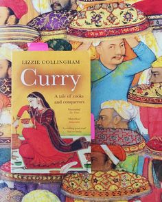 September dates for Bombay Cook Club are up on my website (link in bio)... Including our Cook Club: Book Club take on the amazing biography of Curry by Lizzie Collingham.  We'll be cooking up a meal inspired by the history of this ubiquitous dish over the last 500 years one of the lasting legacies of India's long history of colonisation.  Perth friends we hope you'll join us!  #spicemama #indianfood #bombaycookclub #bookclub #india #indian #books #curry #popup #supperclub #urbanlisted…