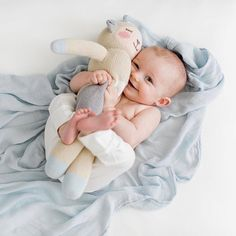 Sweet little Ford getting cuddly with his best buddy Wooly the Sheep during his 7 month photo shoot! #Cotton #Soft #Cuddly #BlablaFriendsForLife # @ashleymccormickphotography @sarahadams88