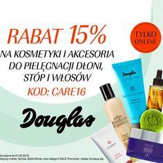 15% zniżki na kosmetyki do włosów, dłoni i stóp!