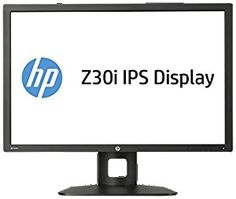 HP D7P94A8#ABA Z Display Z30i 30'' LED-Backlit LCD Monitor, Black