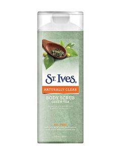 K And D Hairdressers St Ives St. Ives Green Tea Naturally Clear Body Scrub