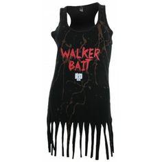 Walker Bait Fringe Tank Top Fringe Tank, Bait, Graphic Tank, Walking Dead, Tank Tops, Women, Fashion, Halter Tops, Moda